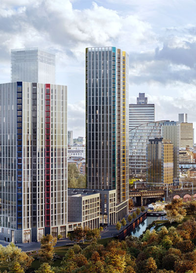 £50m funding approved to unlock key housing sites in Manchester's Northern Gateway